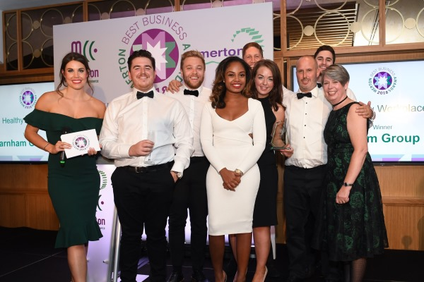 Hanrham Win Merton Best Business Award for Healthy Workplace