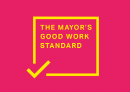 Mayors Good Work Standard
