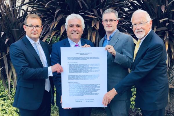 Merton Council Declares Climate Emergency
