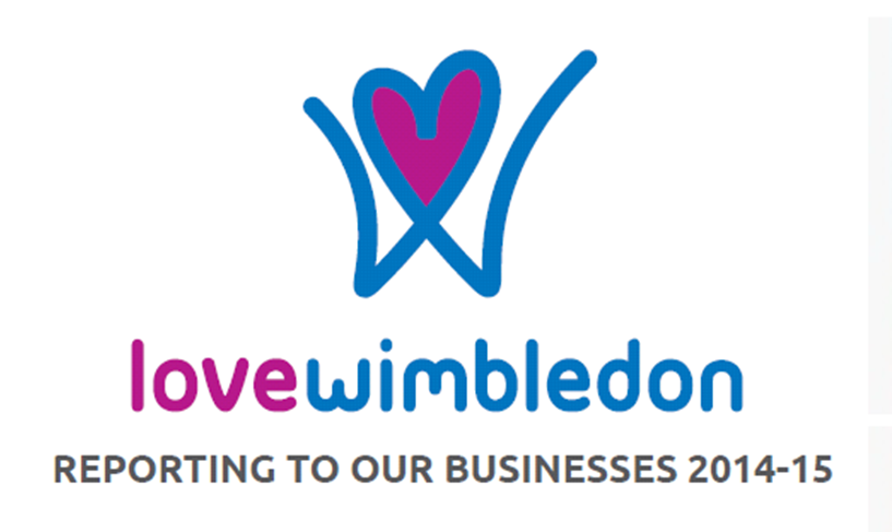 read our annual report for 201415  love wimbledon