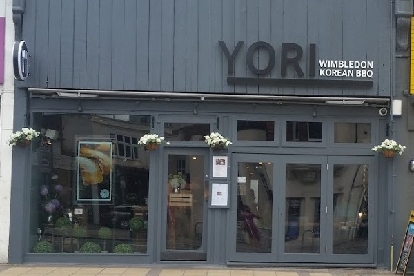 Korean BBQ Yori opens in Wimbledon
