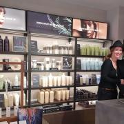Gina Conway Aveda Salon Elys Urban Beauty