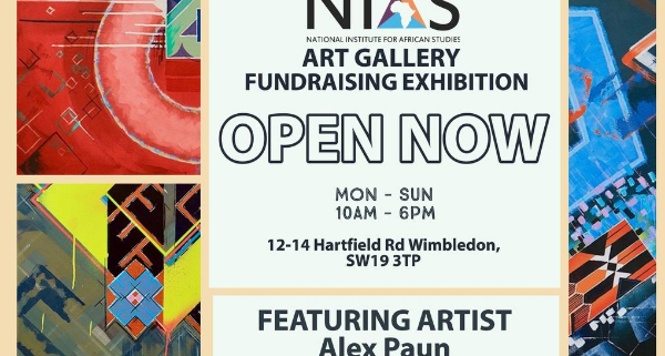 NIAS Art Gallery Fundraising Exhibition